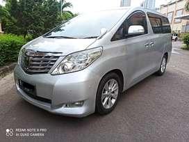 Toyota Alphard G Premium 2008