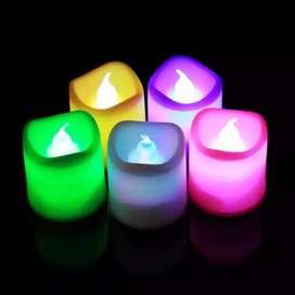 Lampu Lilin Elektrik