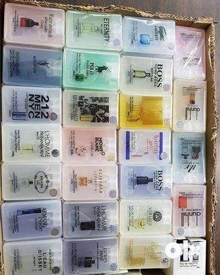 20ml Pocket Perfumes unbox 0