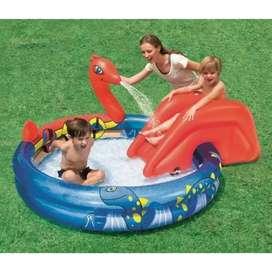 Kolam Renang Perosotan Bestway Viking Pool