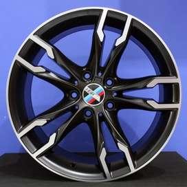 Kredit Velg Mobil BMW Ring 18 Bisa Dgn Bunga 0% Yankee Padang