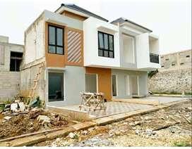 TownHouse 2 lantai diciomas Bogor 600 juta