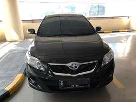 Toyota Altis 2009 Tipe V Warna Hitam