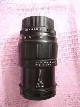 Tamron lens 28-105