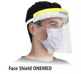 Face shield onemed
