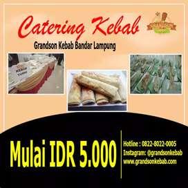 Grandson Kebab Lampung, Catering, Gedung Wanita