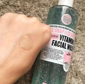 Soap and Glory Vitamin C  Face wash