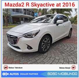 Mazda 2 R Skyactive at 2016 Low km orisinil
