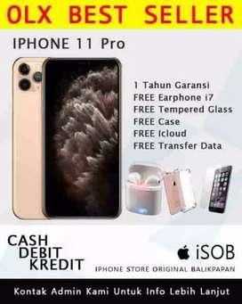 Iphone 11 PRO Garansi Resmi // Bisa Di Kredit