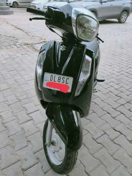 just like new scooty