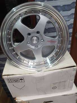 17 inch rotiform new alloy rims import from Malaysia...