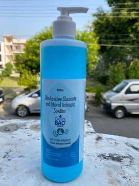 CLEAN BAC SANITIZER IN 500ML