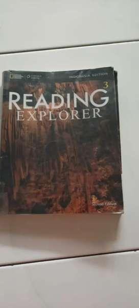 Buku Reading explorer