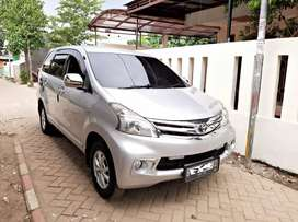 Toyota avanza G 2013 MT double air bag