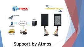 Gps tracker 3dtrack mobil motor garansi
