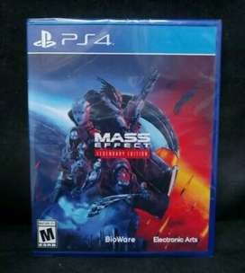 Mass Effect Legendary Edition [PS4] FACTORY SEALED