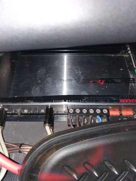 Audio satu set xpander