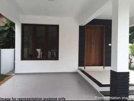 Low budget Customised 3BHK villa near vadakunathan temple Thrissur