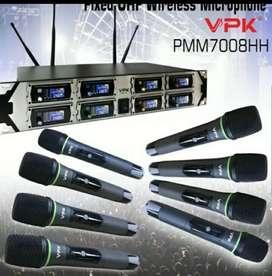 Mic wireless VPK PMM 7088 HH original 8 mic