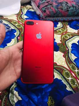 Iphone 7 pluS 256gb limited edition Red
