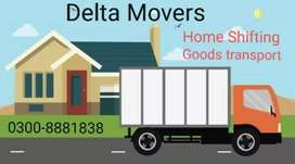 Delta Movers & Packers Multan. Home shifting company