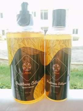 Alfina Brigthening Collagen Sabun Mandi Pemutih Kulit 250ml