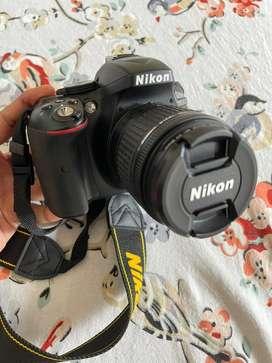 Unused Nikon D5300