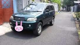 Jual Mobil Pribadi Daihatsu Taruna CX 2001 Mulus-Mantab