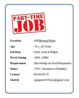 Working salary + incentive