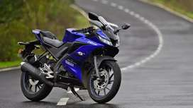 R15 v3 racing blue buyer can call anytime
