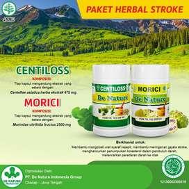 Morici Centiloss DeNature Obat Stroke Herbal Strok Struk Ringan Struke