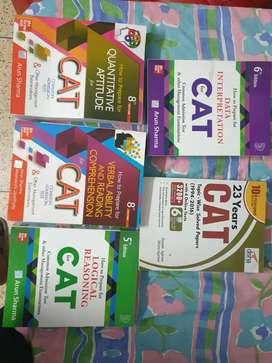 CAT books Arun Sharma