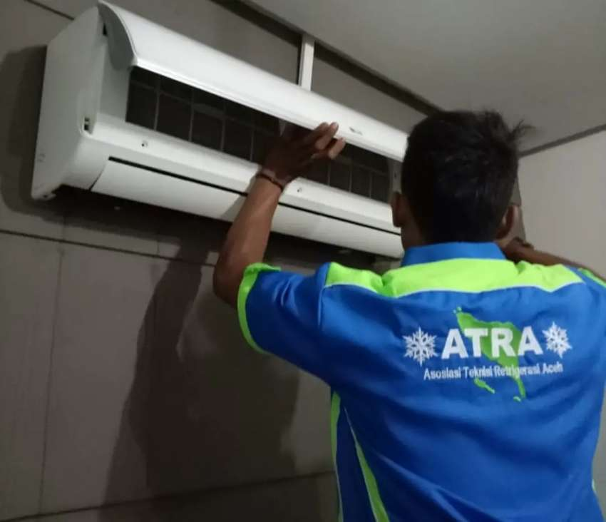 Service /servis AC - Kulkas - Mesin cuci dan TV di Banda Aceh 0