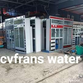Distributor sparepak galon