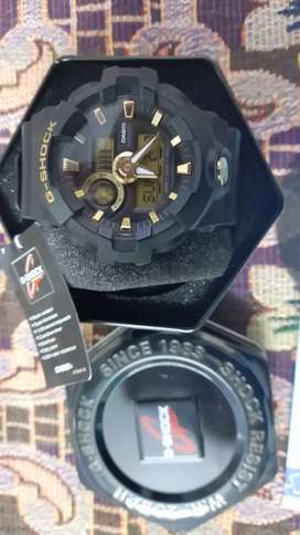 Casio G-SHOK ORIGNAL WITH 80% CONDITIONS