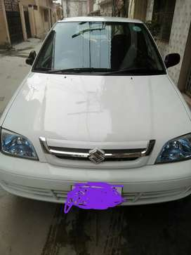Suzuki Cultus 2015 brand new condition