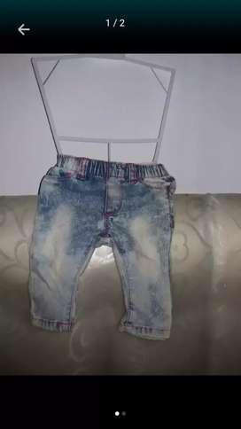 Celana jeans bayi merk baby popeye