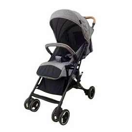 NEGO STROLLER BABY ELLE MATRIX S515 GREY