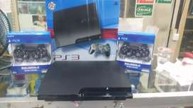Mesin ps3 slim hardis 120gb