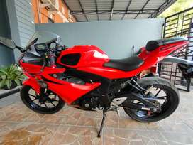 GSX R 150 Merah 2017