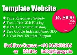 Website Sales Executive