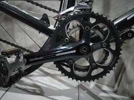 sepeda Roadbike Trek alpha 1.5