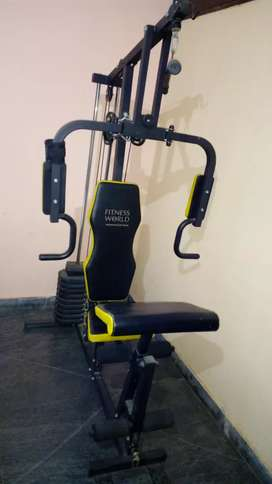 Home Gym manufactured by Fitness World