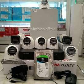 Pusat pasang baru Kamera CCTV murah Kumplit free instalasi