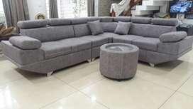 Brand New Luxury Corner Sofa Set For Sale
