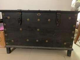 Vintage Box Original Wood