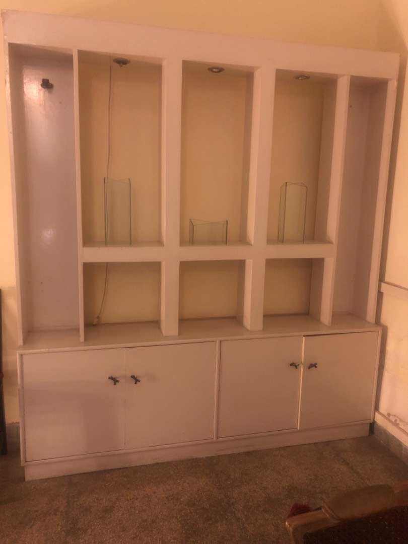 Wooden cabinet 0