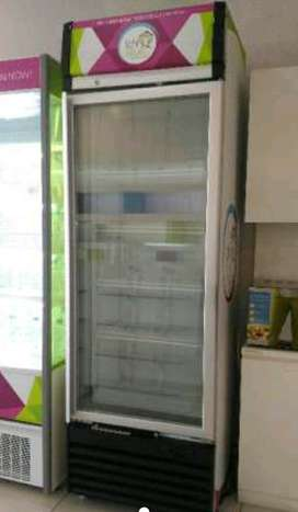 Upright Glassdoor Freezer GEA (Bekas)barokah