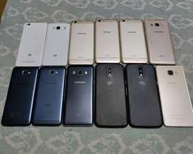 Redmi  -  Samsung  -  Moto  -  Lenovo  (4G) Mobile's For Sale