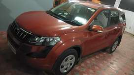 XUV 500 orange 2016 xcellent condition W6